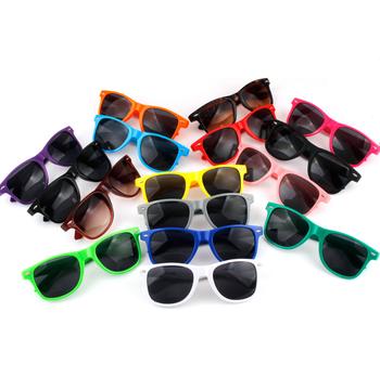 479b4a3e906 2018 best selling pilot style promotion gift logo print custom cheap classic  2140 glasses sunglasses for