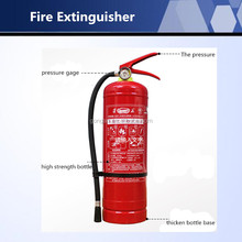 Hot Selling ABC Dry Chemical Powder Fire Extinguisher