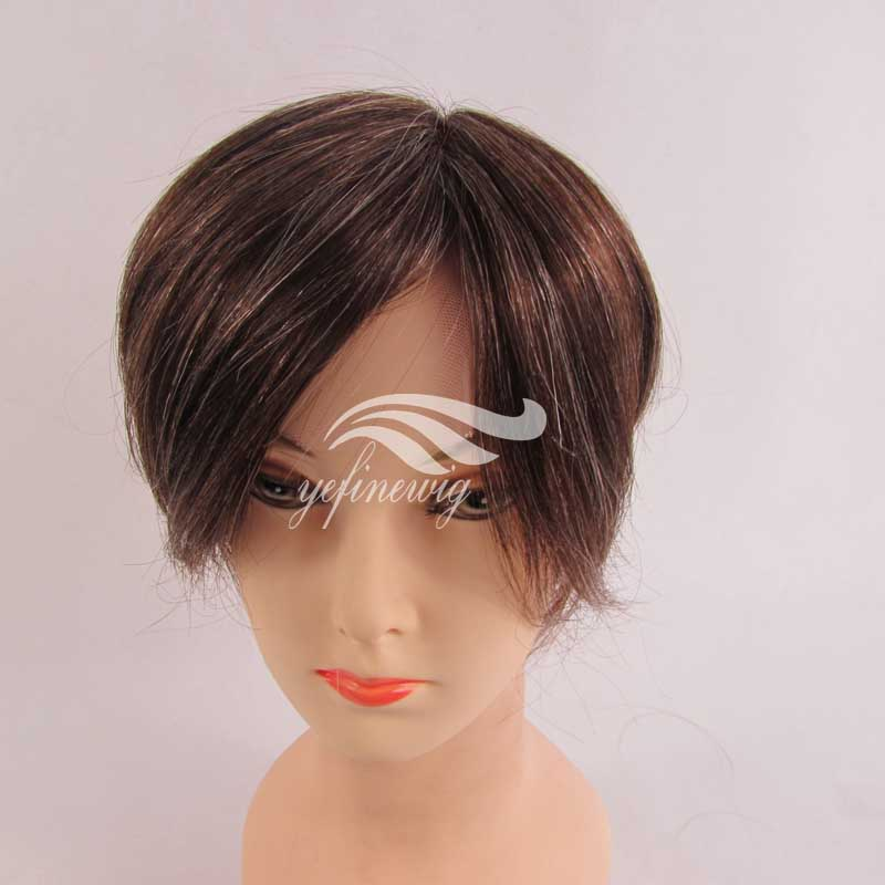 High Quality hair wigs toupee hair system wholesale for men