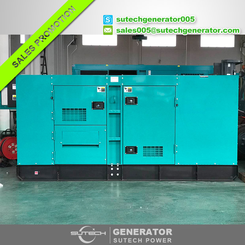 80kw natural gas generator price powered by cummins engine