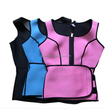 Women Slimming Neoprene Vest Hot Sweat Shirt Body Shapers for Weight Loss