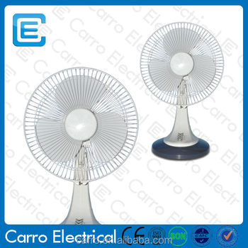 12v dc home appliances low power consumption table fan for 12v dc table fan price