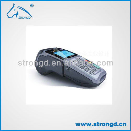 China CNC Plastic Prototype Manufacturing Service for POS Machine Mock up