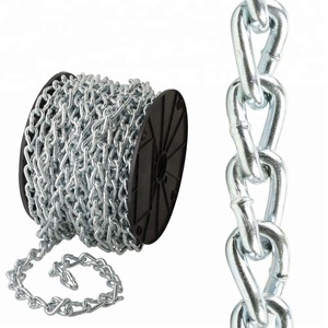 304 welded link chain large link chain 316 stainless steel chain