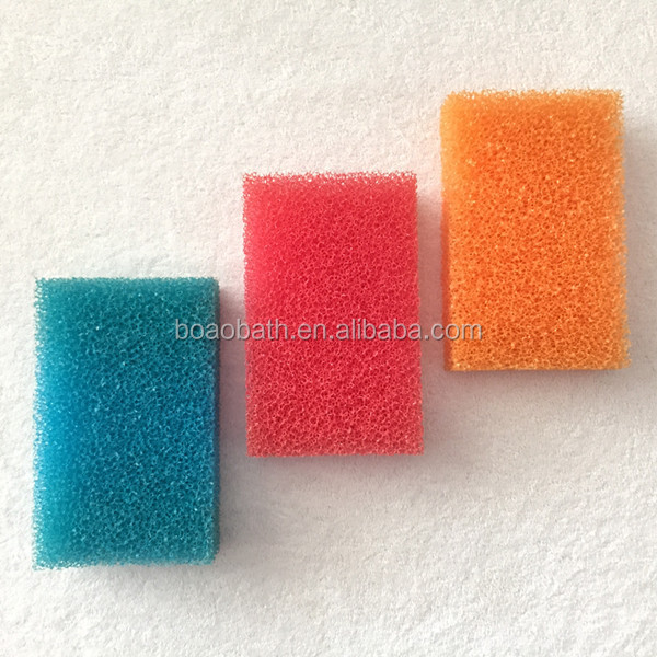 2015 cheapest dishwasing filter sponge