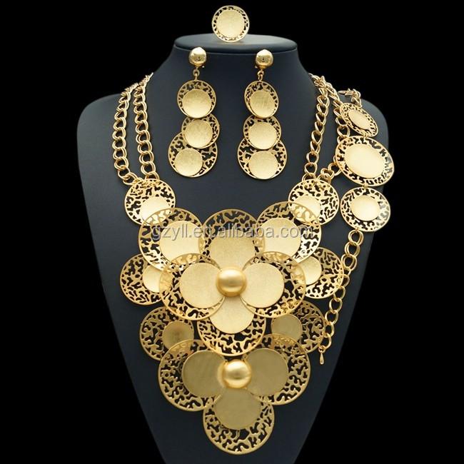 dadf86e4bc17 Disponible automáticamente Taobao joyería al por mayor joyería del oro  falso con estilo grabado Premier ciudad