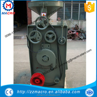 farm using hot sale cheap price double rollers rice milling machine/paddy husk remover
