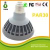 CE RoHs E27 approved 2700-6500k led par30 spot light par light 10w