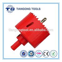 Tiangong International Manufacturer boring milling machine bi metal hole saw