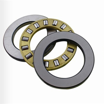 Thrust Structure and Double Row Number of Row thrust bearings AS90120 AXK90120