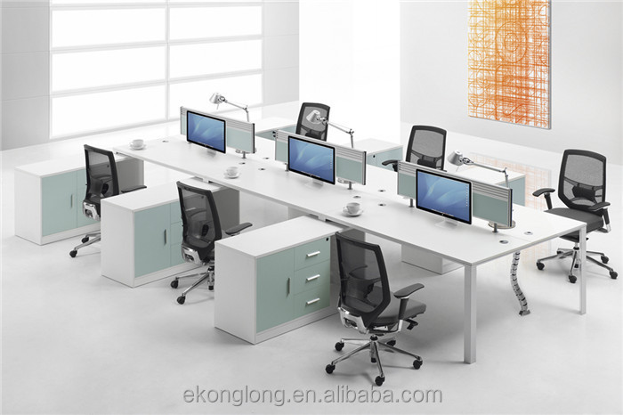 Simple Office Partition Workstation Standard Sizes Of
