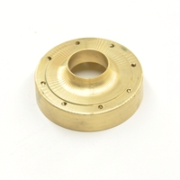 high quality custom cnc brass machining parts