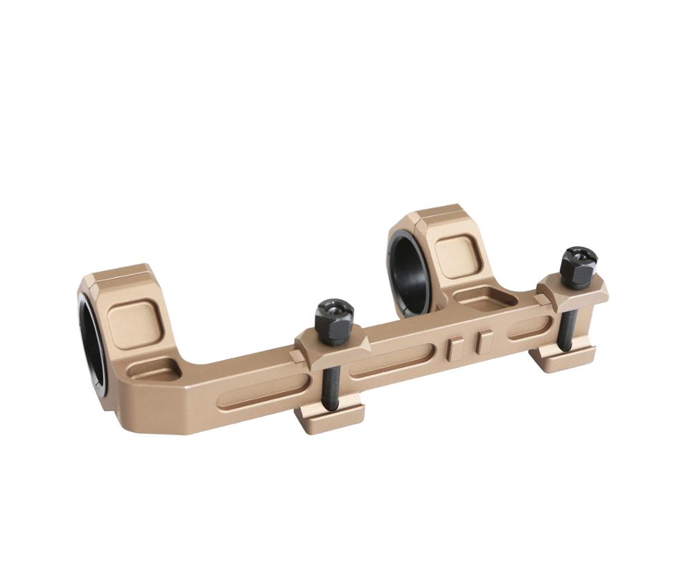 SPINS OPTICS Upgraded version GEISSELE Extend Automatic Optics Defense Rifle Scope Mount 30mm Picatinny Rail Weaver Ring
