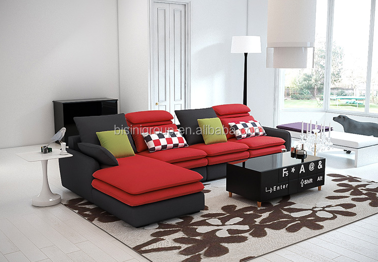 Norte de europa estilo muebles de sala sofá de la sala establece ...
