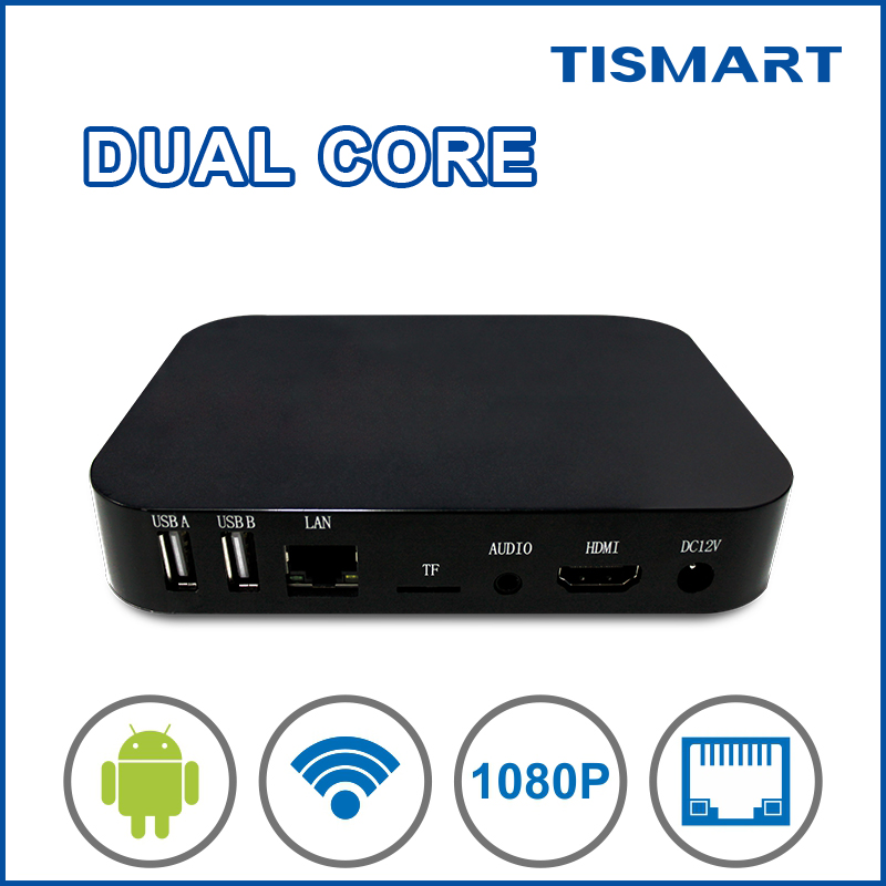 Tismart <strong>android</strong> smart <strong>tv</strong> box full hd media player 9 apps downloads best selling products