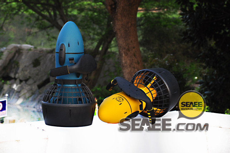 Sea Scooter/water Scooter Multi-function Aqua Scooter/diving ...