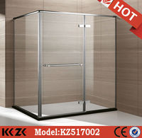 KEZE CE approval complete shower units rectangle shower room