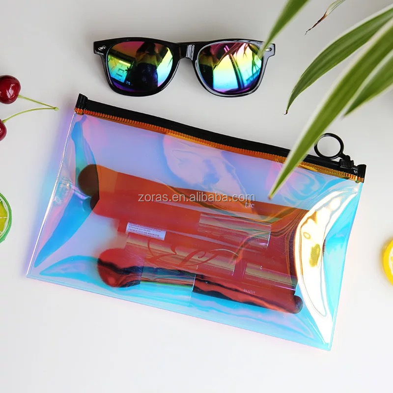 23*17CM Buy Now 90% Discount Holographic PVC Bag for Promotional