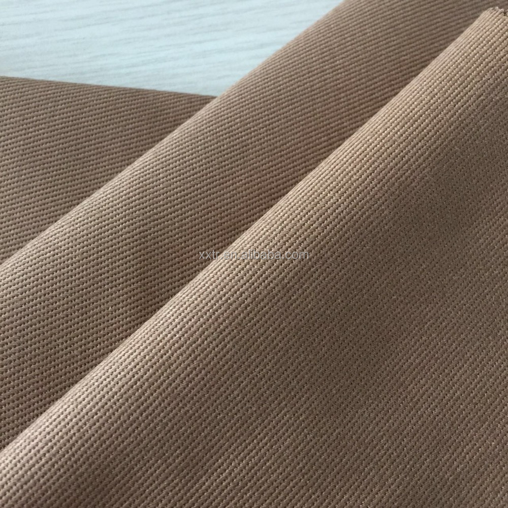 Woven cotton strech fabric for uniform