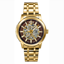 Fashion\Dress Luxury \Popular Style Nobel Appearance Stainless Steel Case Mechanical Watch With Sapphire Crystal