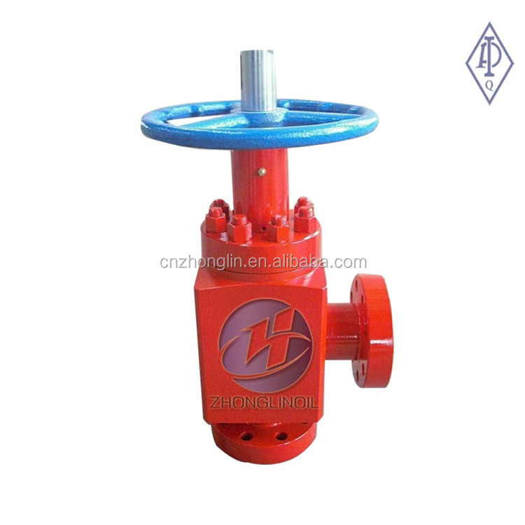 API 6A High quality Manual Choke Valve/throttle choke valve/drill choke valve