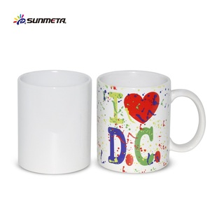 wholesale blank sublimation 11oz white mug cup for sublimation