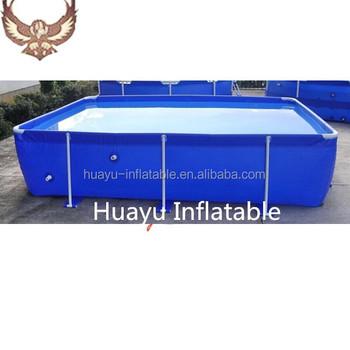 Intex metal frame pool manufacturer above ground for for Above ground pool manufacturers