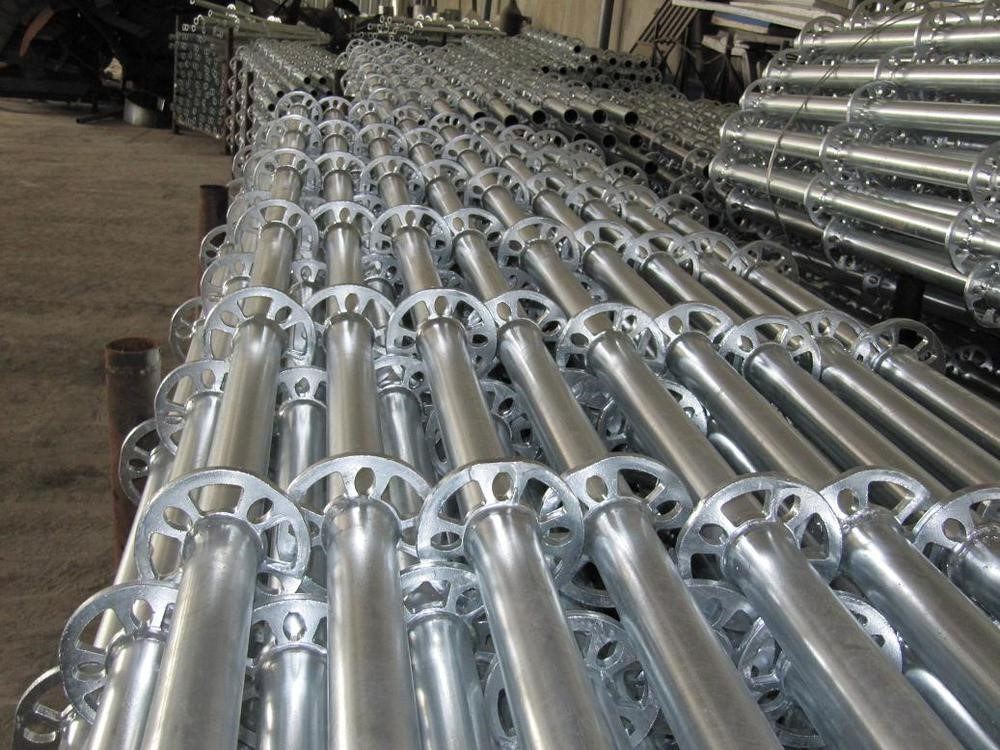 Used Scaffolding For Sale >> Q235 Steel Galvanized Layher Used Ringlock Scaffold System ...