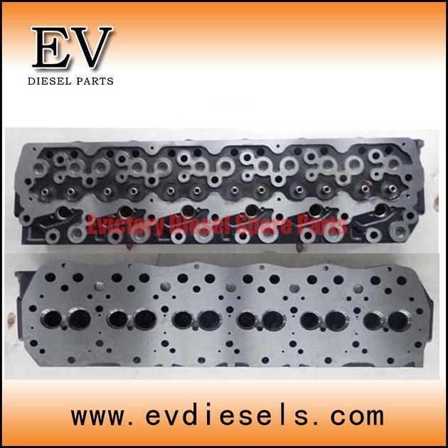 6d17 engine torque specs
