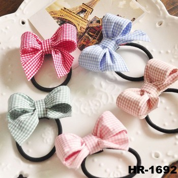 Fancy colored hair rubber bands types of hair bands rubber bands for hair 546e9123827