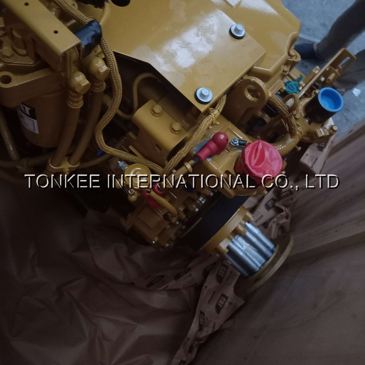 E320D complete engine assy C6.4 ACERT complete engine assembly 2724683 3243965 3054777 2724687 2724675