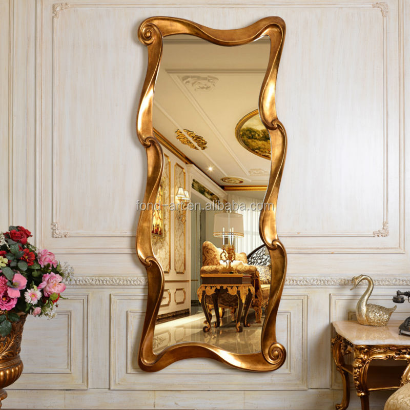 Decorative Gold Leaf Mirrors, Decorative Gold Leaf Mirrors Suppliers ...