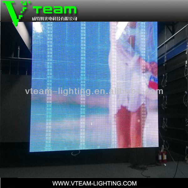 2014ultra thin led display P10 P12 P20 indoor and outdoor glass screen led display /led wall