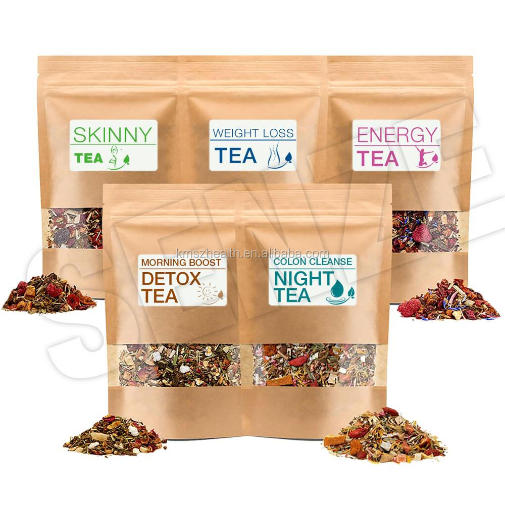 Private Label Service 28 Day Flat Tummy Tea Burn Fat Tea Detox Tea - 4uTea | 4uTea.com