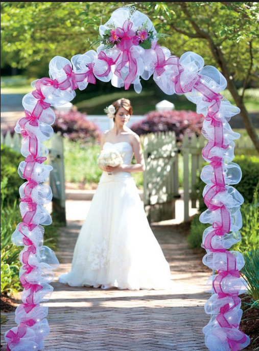 Wedding arch decorations fabric gallery wedding decoration ideas wedding arch decorations fabric image collections wedding junglespirit Image collections