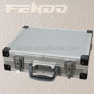Aluminum briefcase tool case any size aluminum toolbox