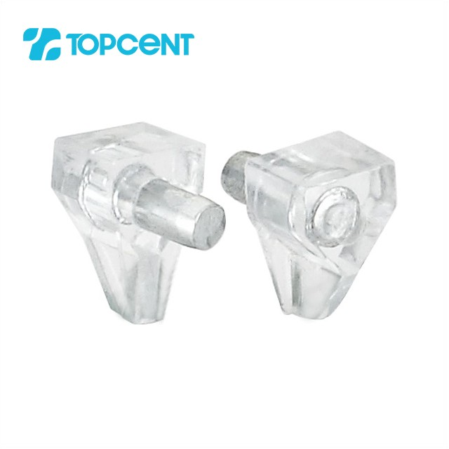 Topcent 5mm Transparent Plastic Kitchen Cabinet Shelf Pegs Shelf Support  Pins - Buy Shelf Support With 5mm Pin,Plastic Shelf Support Pins,5mm Shelf  ...