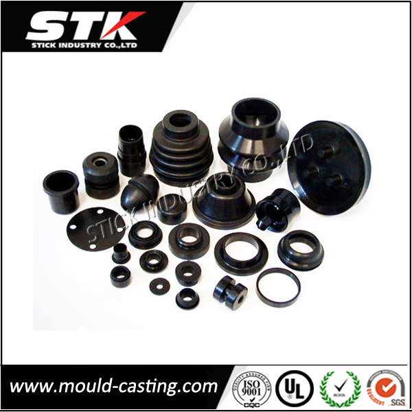 Rubber Molded Industrial Components