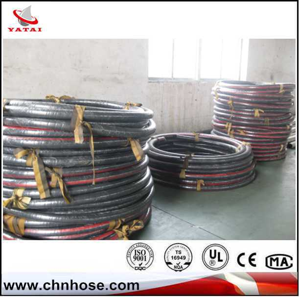 Coal Mine Rubber acm hydraulic hose