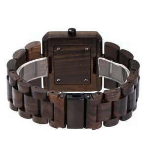High Quality wooden Surface Wood Grain Sandalwood Watches In USA Timepieces Award Watches