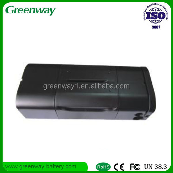 24V Seat-post-type Electric bike battery WX03