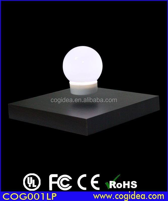 magnetic floating lamp and induction lamp, led lamp