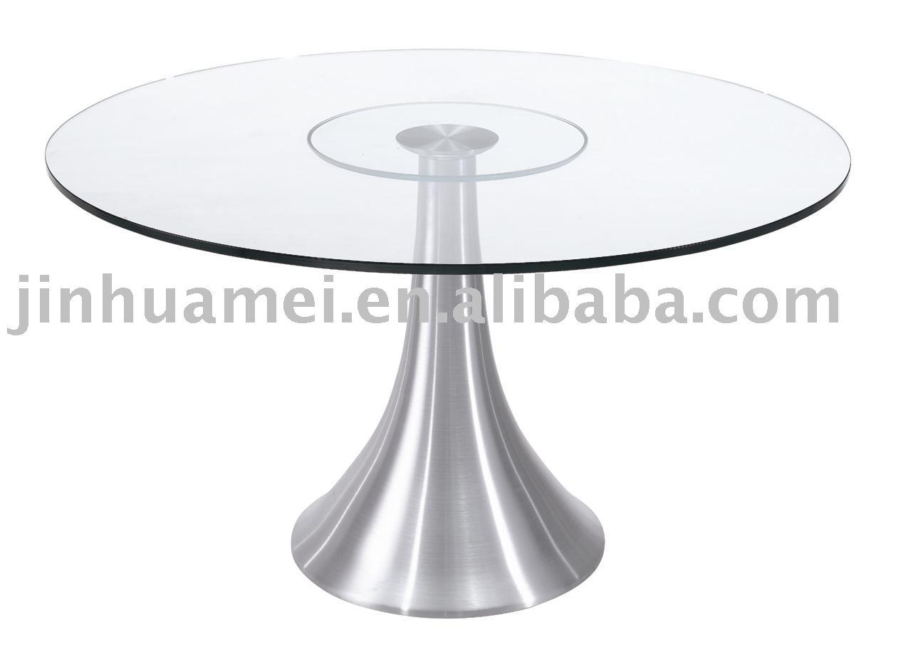 430 Trumpet Aluminium Table Base