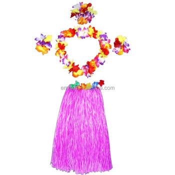 Hula Skirt Material