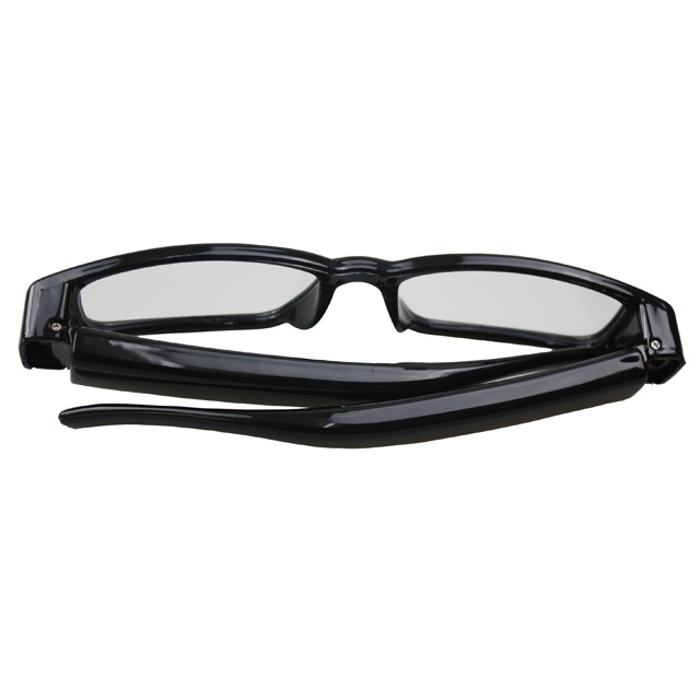 new style HD 720P office portable safety hidden reading glasses camera