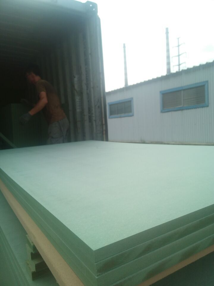 Mm waterproof green color mdf board buy