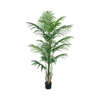 160cm wholesale hawaii palm bonsai plants high quality artificial palm tree with nature tree bark