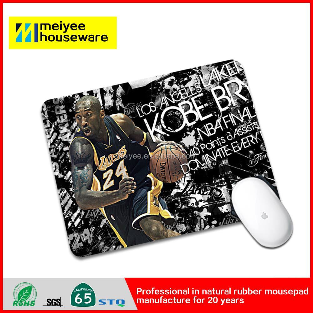 Meiyee REACH professional print cloth gaming mousepad ofr advertising