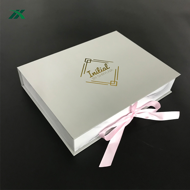 luxury custom handbag packaging gift box