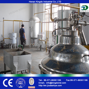 5-100TPD used cooking oil/waste vegetable oil/palm oil biodiesel plant for sale